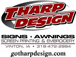Tharp Design logo